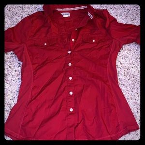 New with tags, Converse button down. Size M